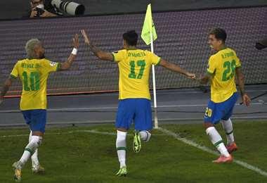 Brasil. AFP