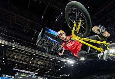 Kenneth Tencio. Organización del Mundial BMX