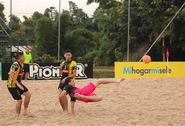 Prensa Futbol Playa