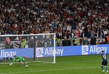 Final Euro 2021. AFP