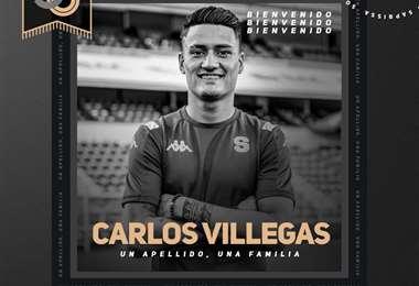 Carlos Villegas. Saprissa