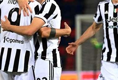 Juventus. AFP