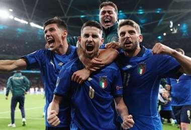 Italia. AFP