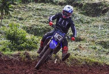 Franklin Calderón/Motoclub
