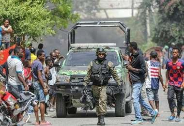 Fotografía AFP