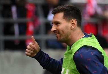 Lionel Messi   AFP.