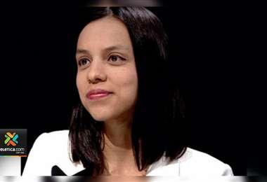 Economista Sofia Guillén