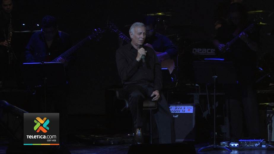 Cantante Ricardo Acosta De 72 Años Está De Regreso Con Su Música Teletica